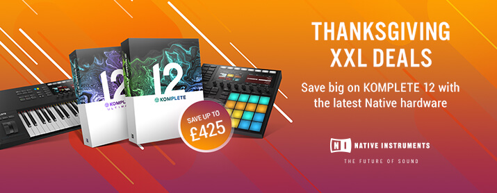 Save BIG on KOMPLETE 12