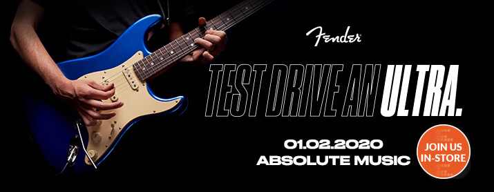 Test Drive an Ultra - in-store event. Feb 01 2020