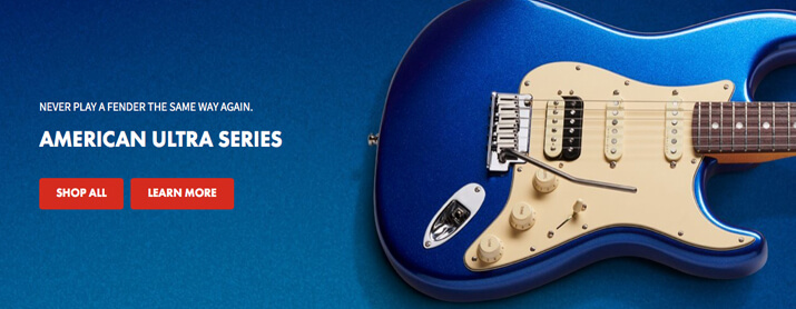 Fender American Ultra Series